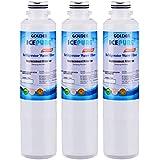 Golden Icepure DA29-00020B Refrigerator Water Filter Replacement for Samsung DA29-00020B, DA29-00020A, HAF-CIN/EXP, 46-9101 (3-Pack)