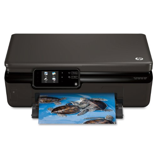 Hewlett Packard Photosmart 5510 Wireless Color Photo Printer (Hp 5510 Photosmart Printer)
