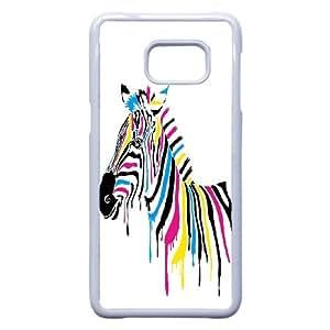 Samsung Galaxy S6 Edge Plus Fashion Zebra Theme Phone Shell