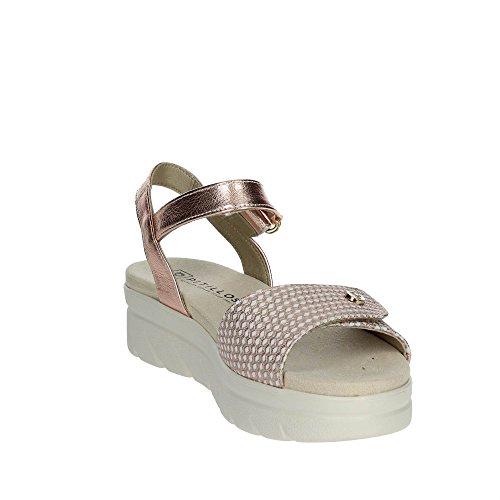 PITILLOS 2731 Sandal Women Light Dusty Pink tFWCMUtl