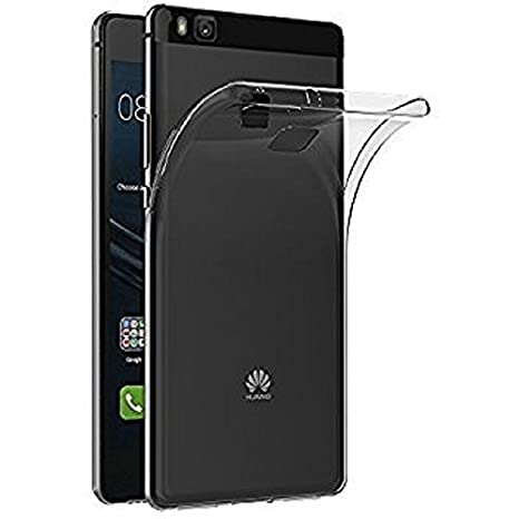 release date 7caa4 b5eb8 ZEDFO CASE Transparent Back Cover for Huawei Honor 8 Smart