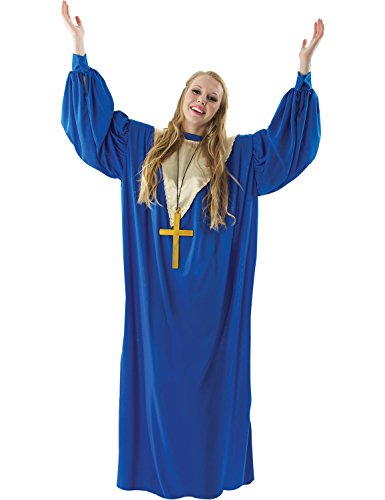 [Gospel Singer Fancy Dress Costume] (Church Choir Costumes)