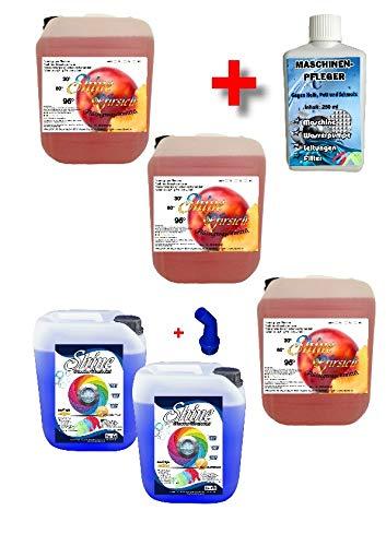 NM 5X 5 LTR. Set de 2 detergentes prémium / 3 detergentes de ...