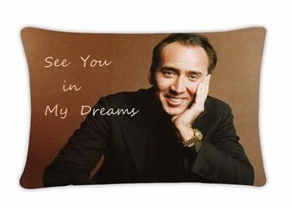 Amazon.com: Daily necessities LTD Custom New Nicolas Cage ...