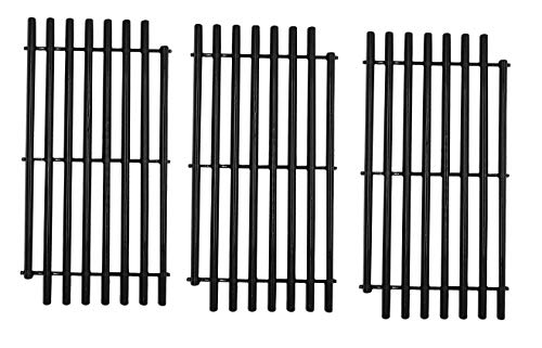- BBQration (3-Pack Solid Porcelain Steel Cooking grids Replacement DCS 36, 48 Series Gas Grill