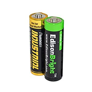 AA Battery for flashlight