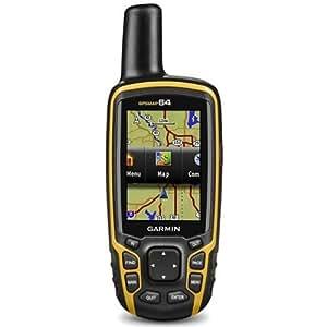 Garmin Gpsmap 64 Worldwide with High-Sensitivity GPS and Glonass Receiver (Renewed)