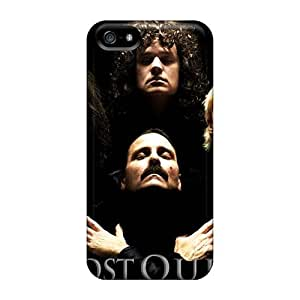 Protector Hard Phone Cases For Iphone 5/5s (PUI17794kQiZ) Custom Nice Queen Series