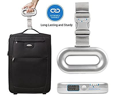 The Tribetailer Digital Luggage Travel Scale, An Ideal Postal Weighing Scale.