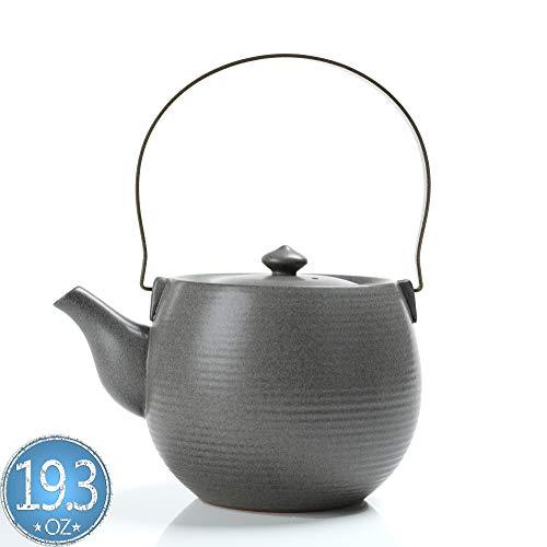 TEANAGOO TP03 Ceramic Teapot