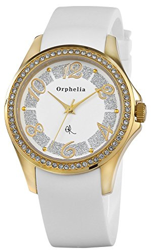Orphelia - Analog quartz Wristwatch, caucciu, Woman