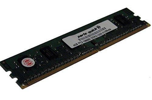 4GB DDR3 Memory for Dell Optiplex 390 Mini Tower PC3-1060...