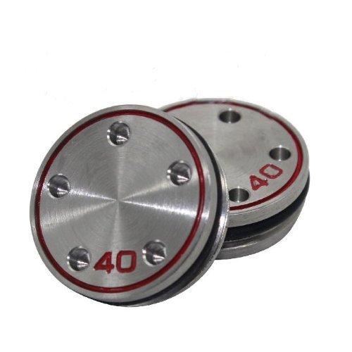VideoPUP(TM) New Golf Weights for Scotty Cameron California Newport Kombi Putters 2 X 40g Weights ()