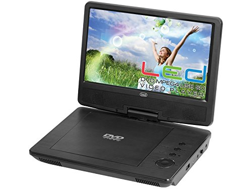 Trevi PDX 1409 - portable DVD/Blu-Ray players (AC, Battery, DC, LED, SD,...