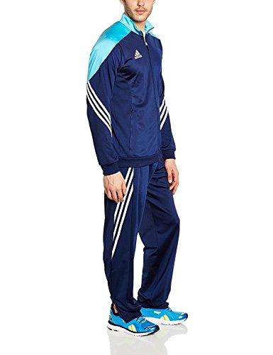 Adidas Men's Sereno Tracksuit XL Blue