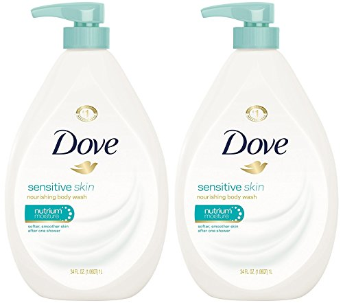 Dove Body Wash Sensitive Ounce