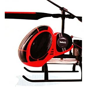 RC JUMBO HELICOPTER by iWave (Argento / Sicura)