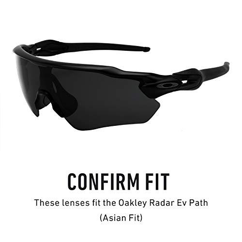Polarizados Asian Azul Lentes Ev Hielo Mirrorshield De — Path Múltiples Radar Para Opciones Elite Fit Oakley Repuesto qwpg7Bq