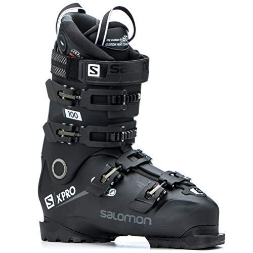 - Salomon X Pro 100 Custom Heat Connect Ski Boots Mens Sz 11.5 (28.5)