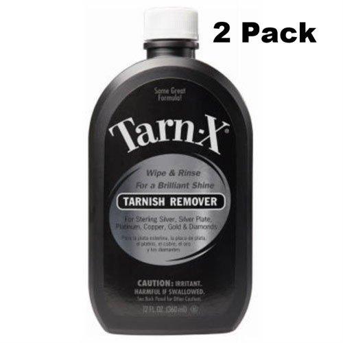 Jelmar Tarn-X Tarnish Remover, 12 oz (2)