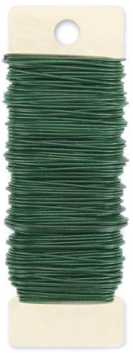 Darice Paddle Wire Gauge Feet Green