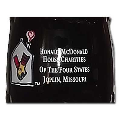 Ronald McDonald Four States Joplin MO 1997 Coca-Cola Bottle from Coca-Cola