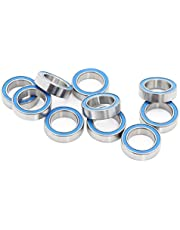 6700RS Ball Bearing 10x15x4mm Compatible with Traxxas 5119,10x15mm ABEC-3 Blue Rubber Sealed Ball Bearings (Pick of 10pcs)