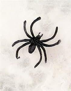 HALLOWEEN SPIDER WEBS & WEBBING + Spiders - 3 Pack