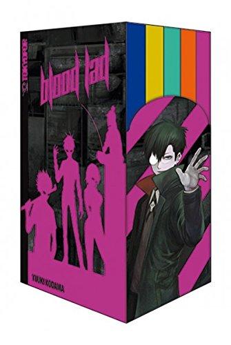 Blood Lad Box 03: Bände 11 - 15 in einer Box