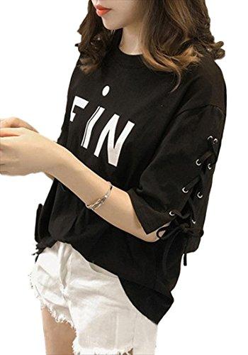 未接続前件決済(フムフム) fumu fumu レディースファッション Tシャツ 春 夏 トップス 5分袖