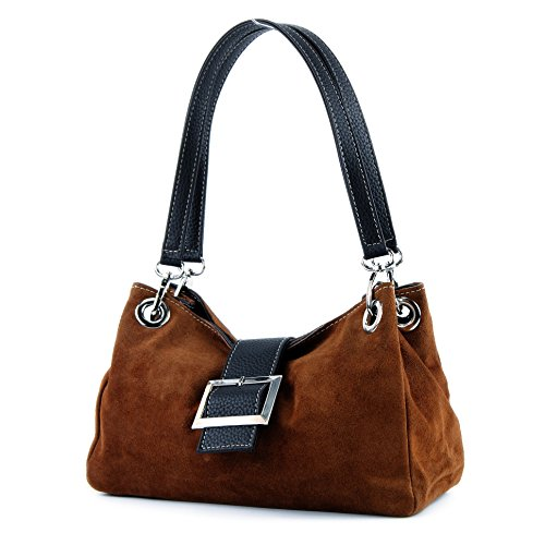 ital Leather Brown ital Brown TL02 TL02 Women's Handbag qfpCwBpr7x