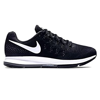 Nike Damen Wmns Air Zoom Pegasus 33 Trainingsschuhe, Schwarz, 36.5 EU