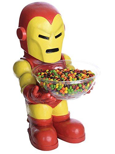 Marvel Classic Iron Man Candy Bowl -