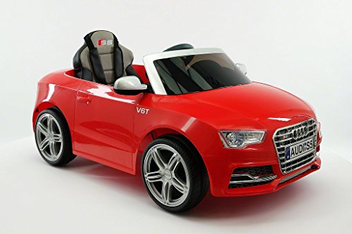 OFFICIALLY LICENSED AUDI S5 SPORT KIDS 12V ELECTRIC RIDE-...