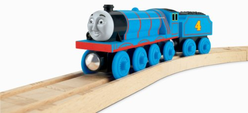 Fisher-Price Thomas & Friends Wooden Railway, Talking Gordon - Battery Operated