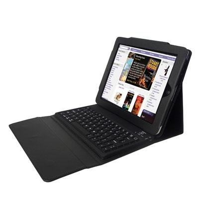 Supersonic iPad Bluetooth Keyboard Case