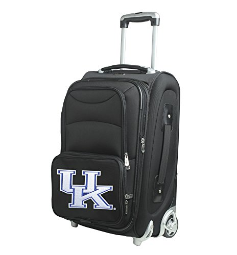 NCAA Kentucky Wildcats In-Line Skate Wheel Carry-On Luggage, 21-Inch, (21' Expandable 2 Wheel)