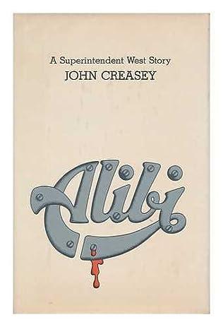 book cover of Alibi