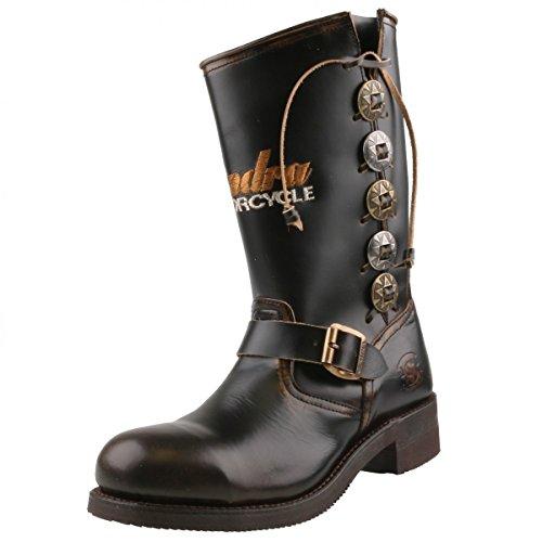 Sendra Boots - Botas de cuero para hombre marrón - marrón oscuro