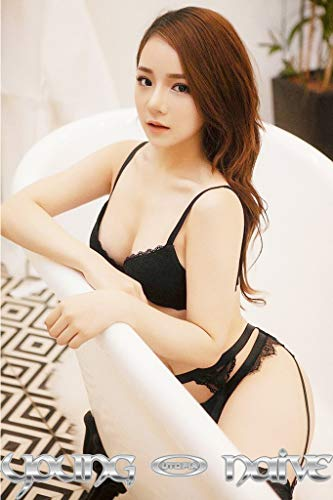 Black hairy nude entice