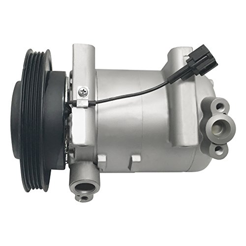 (RYC Remanufactured AC Compressor and A/C Clutch)