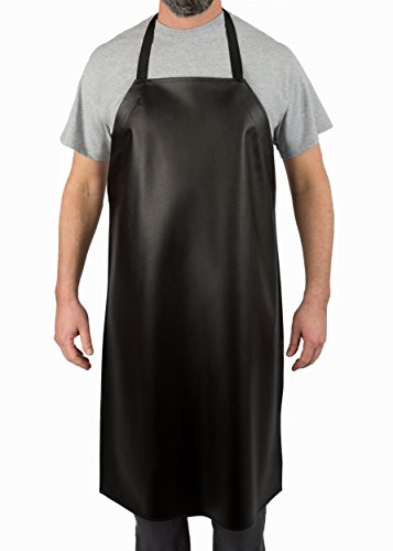 Vinyl Waterproof Apron by KNG (Image #8)