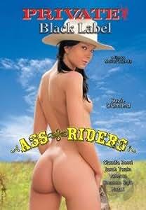 Black label 51- Ass riders [DVD]
