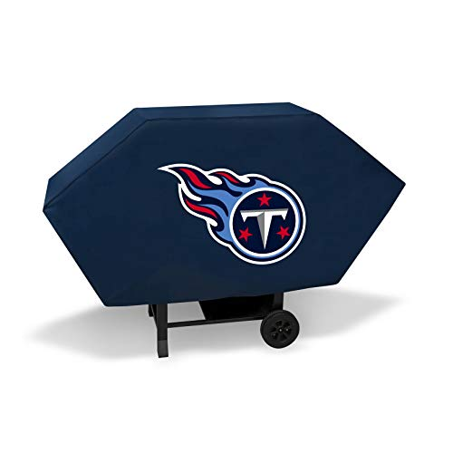 (Sparo Tennessee Titans Executive Grill Cover (Navy))