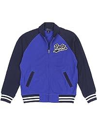 Polo Ralph Lauren Boy's Front Zip Baseball Jacket