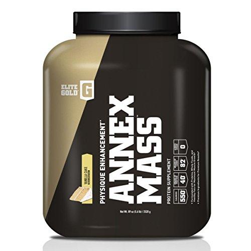 Complete Nutrition Elite Gold Annex Mass (Vanilla Cake)