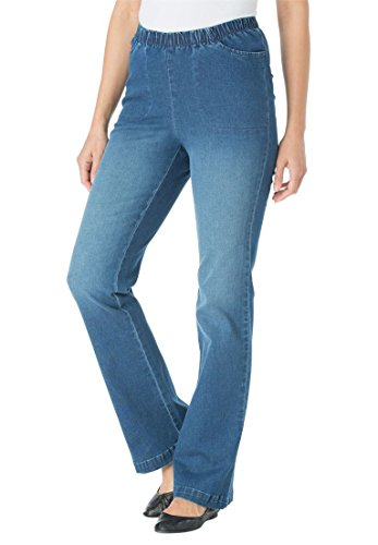 Nobody rocks plus size jeans like we do. That's because we wear-test every pair of jeans on a plus size model - and real, curvy women - for a sexy, flattering fit. Our plus size denim collection has all the best plus size jeans styles you love - from high waisted styles to jeggings ; boyfriend to skinny jeans.