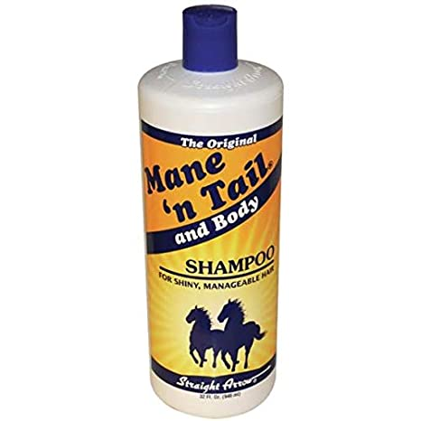 Amazon Com Mane N Tail And Body Shampoo 32 Ounce Grocery Gourmet Food
