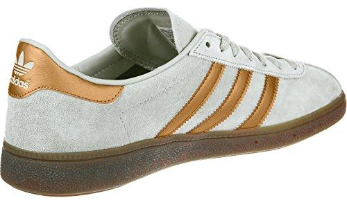 adidas Munchen, Zapatillas de Deporte Unisex Adulto Marrón (Sesamo / Metbro / Gum5)