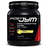 Post JYM Fast-Digesting Carb - Post-Workout Recovery Pure Dextrose | JYM Supplement Science | Lemonade Flavor, 30 Servings
